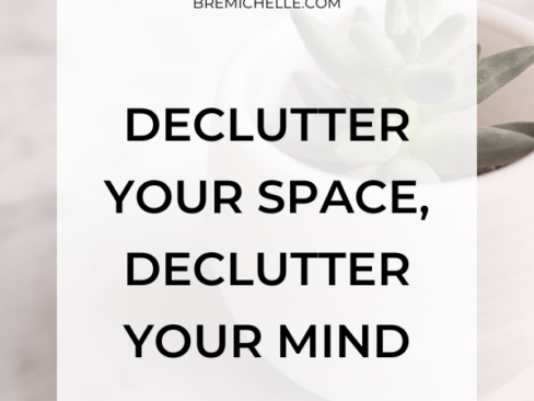 Declutter Your Space, Declutter Your Mind Marie Kondo Tips from KonMari Consultant